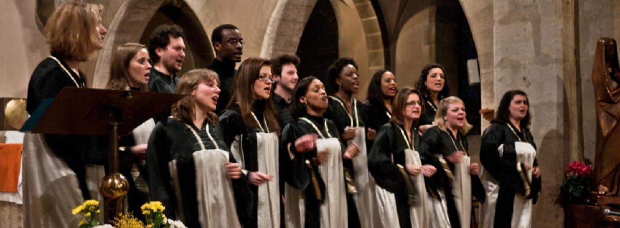 la chorale sadapte pour chaque besoin - Chorale Gospel Pour Mariage